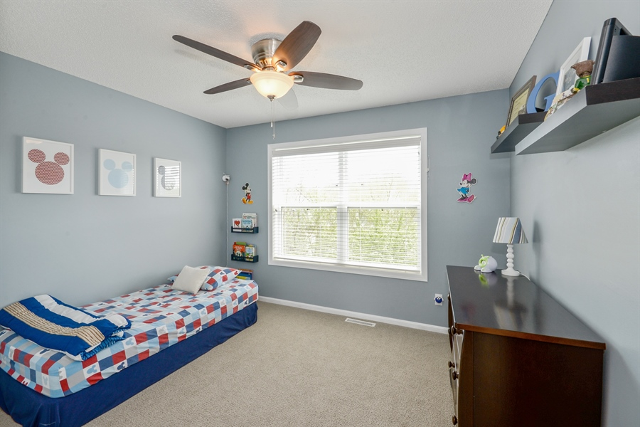 Real Estate Photography - 17101 76th Pl N, Maple Grove, MN, 55311 - Bedroom