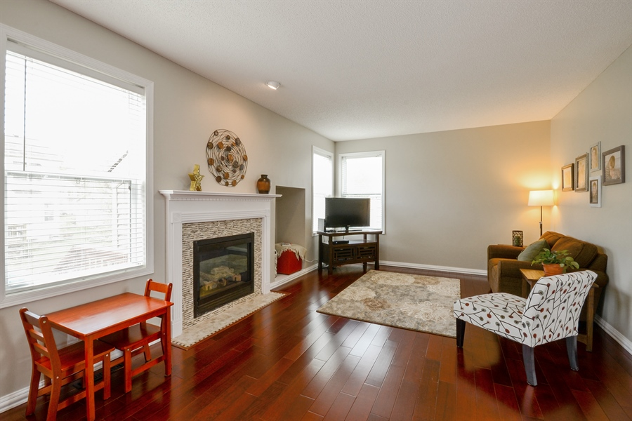 Real Estate Photography - 17101 76th Pl N, Maple Grove, MN, 55311 - Family Room