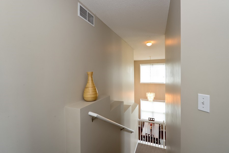 Real Estate Photography - 17101 76th Pl N, Maple Grove, MN, 55311 - Staircase