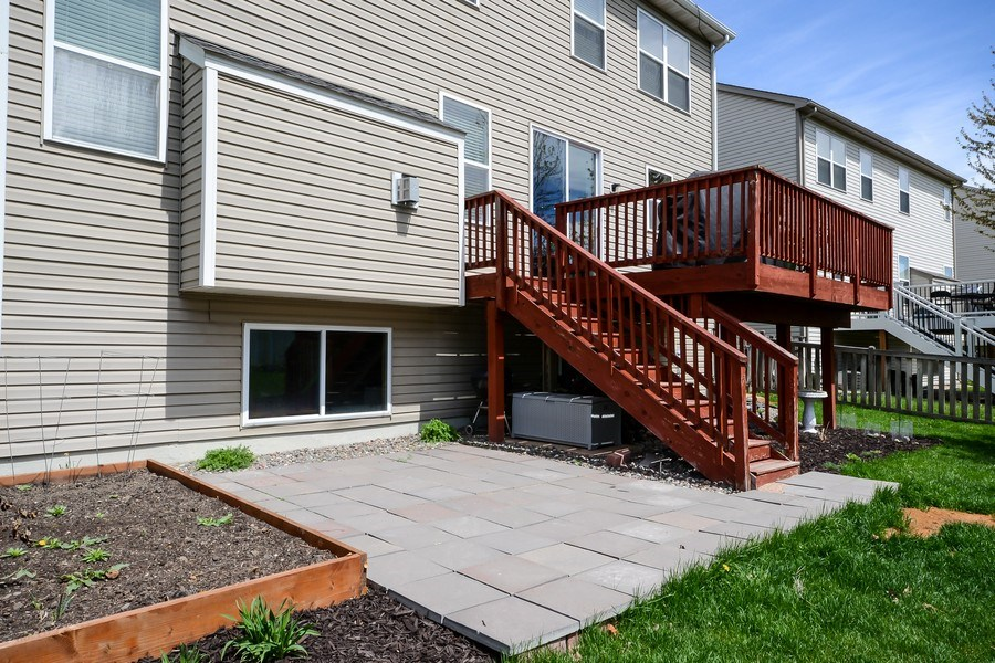 Real Estate Photography - 17101 76th Pl N, Maple Grove, MN, 55311 - Patio