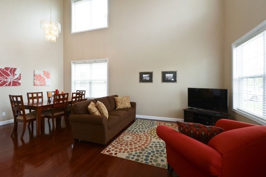 Real Estate Photography - 17101 76th Pl N, Maple Grove, MN, 55311 - Living Room / Dining Room