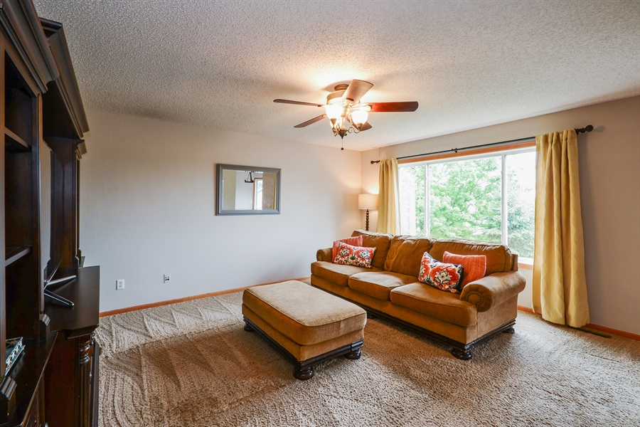 Real Estate Photography - 207 Cherrywood Ave, Saint Michael, MN, 55376 - Living Room