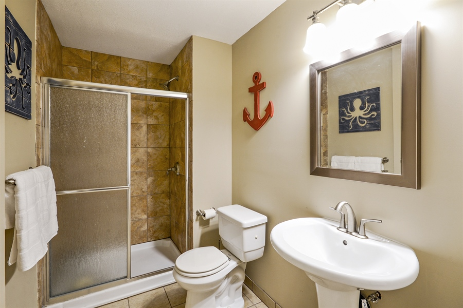 Real Estate Photography - 207 Cherrywood Ave, Saint Michael, MN, 55376 - 3rd Bathroom