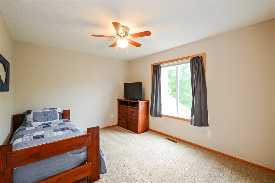 Real Estate Photography - 207 Cherrywood Ave, Saint Michael, MN, 55376 - 2nd Bedroom