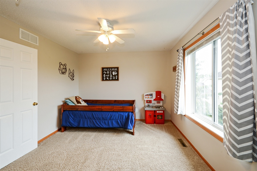 Real Estate Photography - 207 Cherrywood Ave, Saint Michael, MN, 55376 - 3rd Bedroom