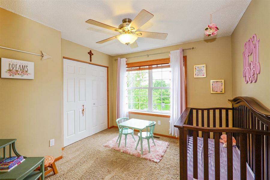 Real Estate Photography - 207 Cherrywood Ave, Saint Michael, MN, 55376 - Bedroom