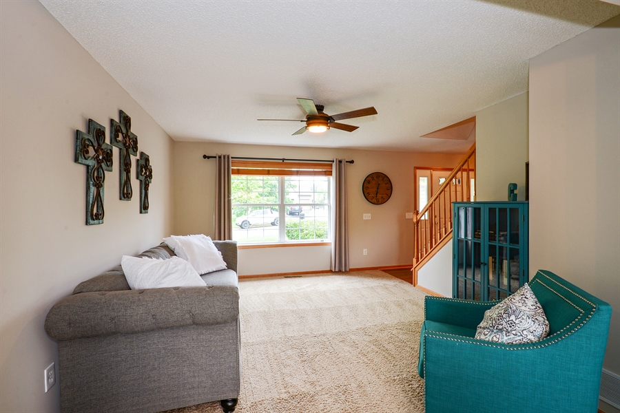 Real Estate Photography - 207 Cherrywood Ave, Saint Michael, MN, 55376 - Great Room