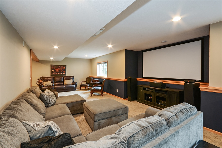 Real Estate Photography - 207 Cherrywood Ave, Saint Michael, MN, 55376 - Family Room