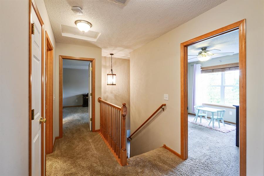 Real Estate Photography - 207 Cherrywood Ave, Saint Michael, MN, 55376 - Hallway