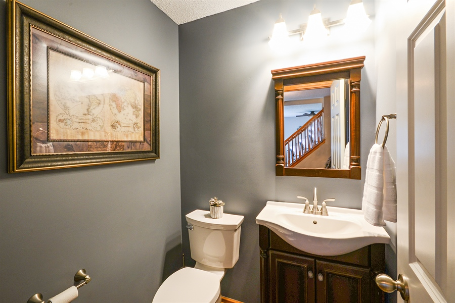 Real Estate Photography - 207 Cherrywood Ave, Saint Michael, MN, 55376 - Bathroom