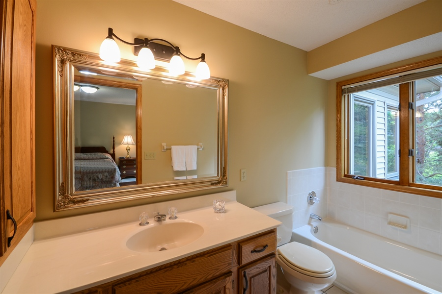 Real Estate Photography - 11761 88th Place North, Maple Grove, MN, 55369 - Master Bathroom