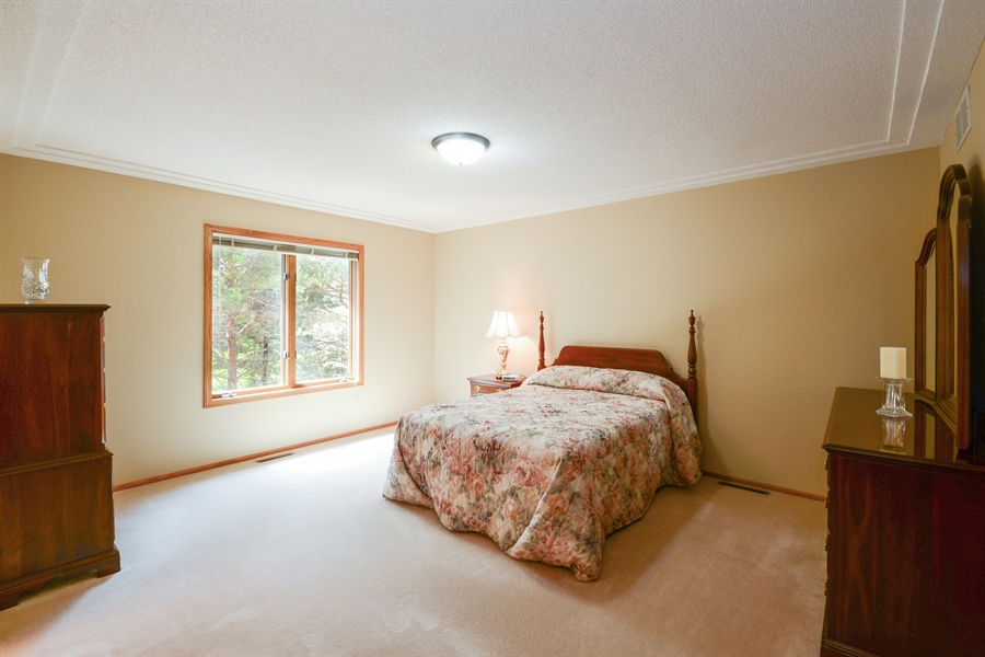 Real Estate Photography - 11761 88th Place North, Maple Grove, MN, 55369 - Master Bedroom