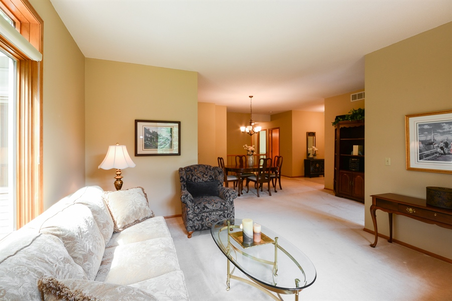 Real Estate Photography - 11761 88th Place North, Maple Grove, MN, 55369 - Living Room