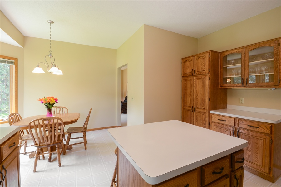 Real Estate Photography - 11761 88th Place North, Maple Grove, MN, 55369 - Kitchen