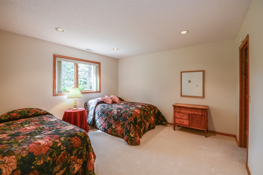 Real Estate Photography - 11761 88th Place North, Maple Grove, MN, 55369 - Bedroom
