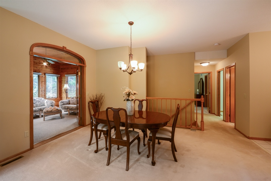 Real Estate Photography - 11761 88th Place North, Maple Grove, MN, 55369 - Dining Room