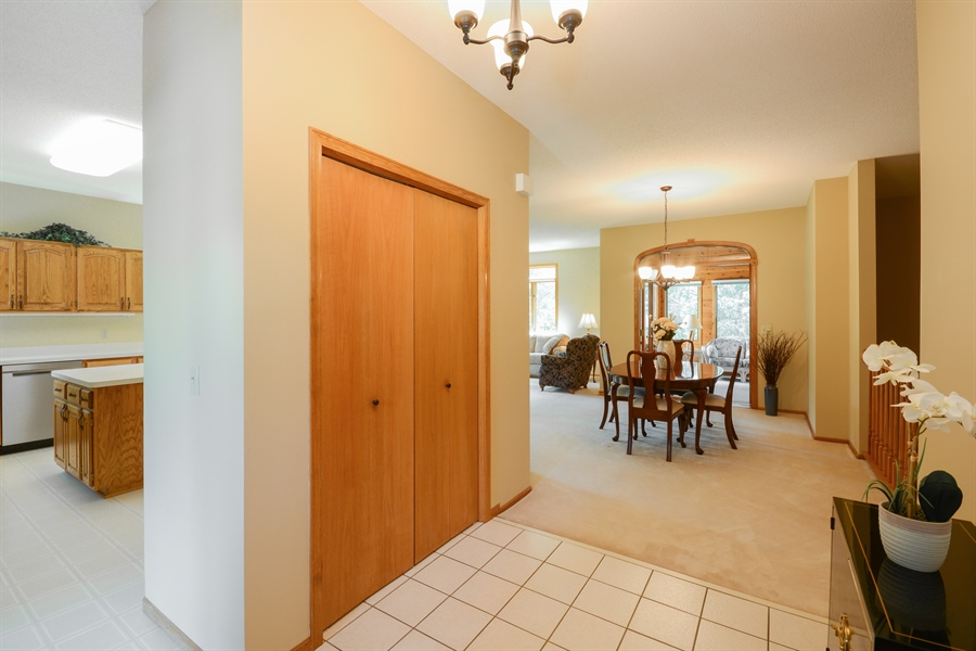 Real Estate Photography - 11761 88th Place North, Maple Grove, MN, 55369 - Foyer