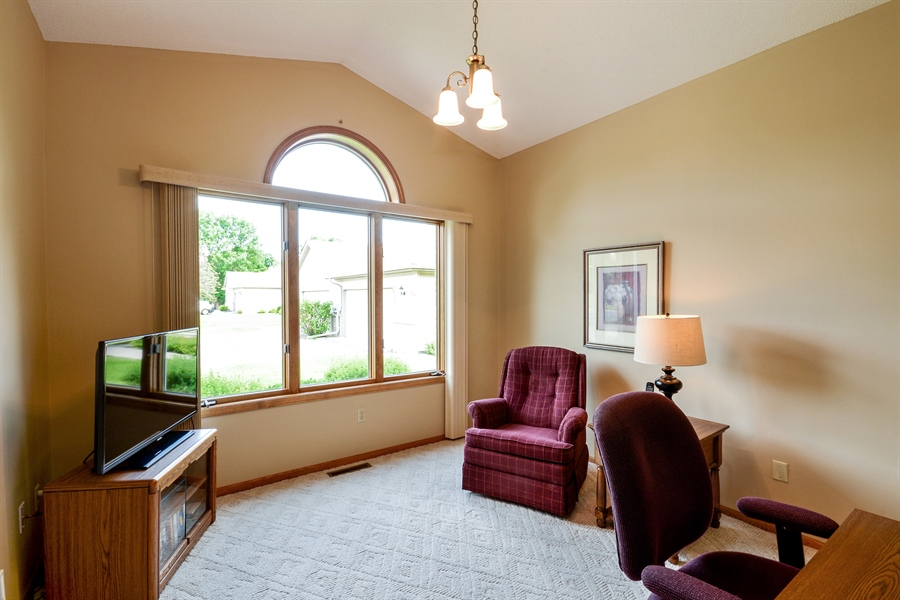 Real Estate Photography - 11761 88th Place North, Maple Grove, MN, 55369 - Office