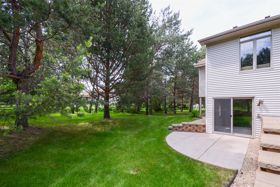 Real Estate Photography - 11761 88th Place North, Maple Grove, MN, 55369 - Patio