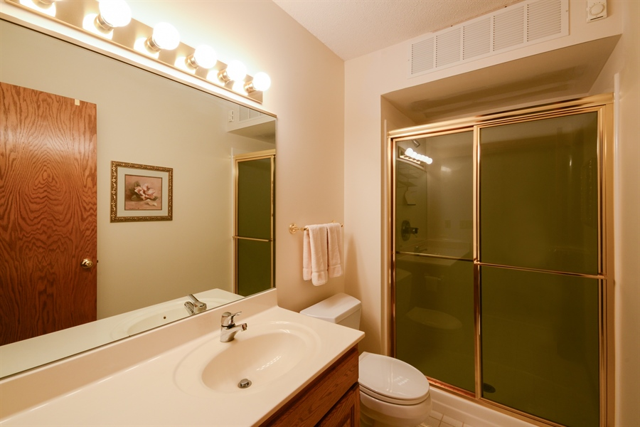Real Estate Photography - 11761 88th Place North, Maple Grove, MN, 55369 - 2nd Bathroom