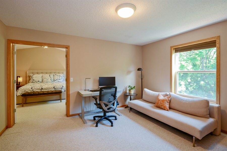 Real Estate Photography - 17805 45th AVE N, Plymouth, MN, 55446 - Master Bedroom
