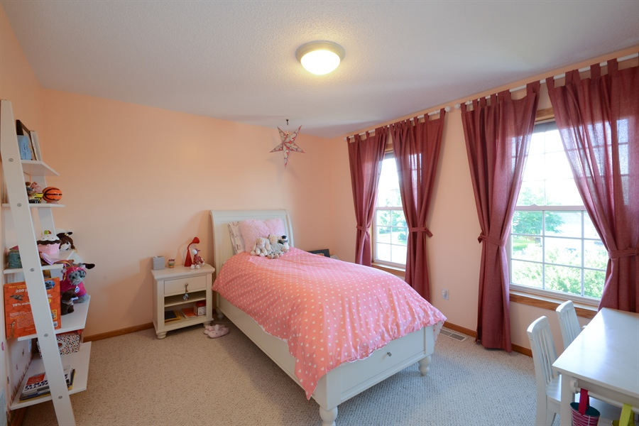 Real Estate Photography - 17805 45th AVE N, Plymouth, MN, 55446 - 2nd Bedroom