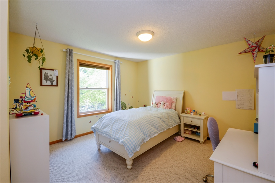 Real Estate Photography - 17805 45th AVE N, Plymouth, MN, 55446 - 3rd Bedroom