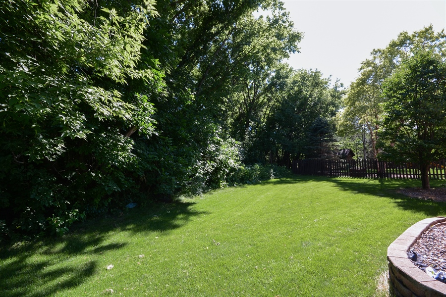 Real Estate Photography - 17805 45th AVE N, Plymouth, MN, 55446 - Back Yard