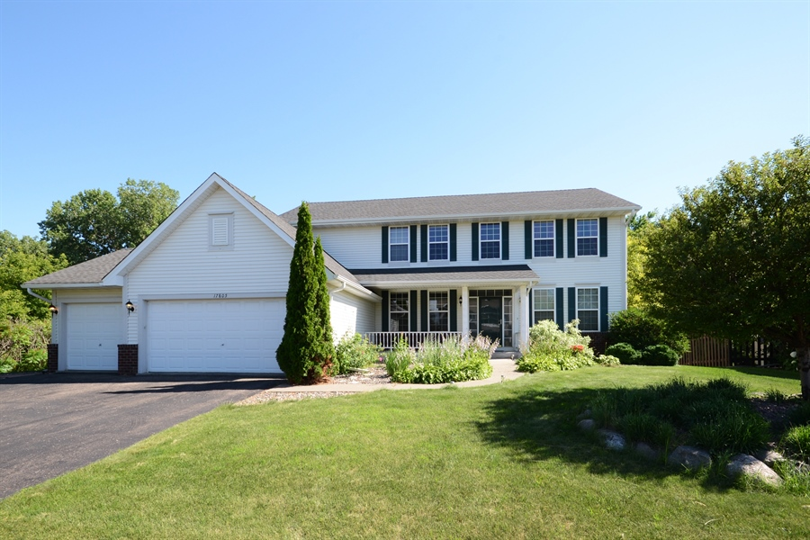 Real Estate Photography - 17805 45th AVE N, Plymouth, MN, 55446 - Front View