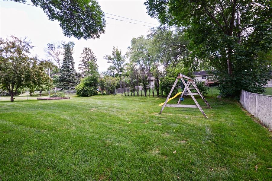 Real Estate Photography - 2001 Sibley Ct, Burnsville, MN, 55337 - Back Yard