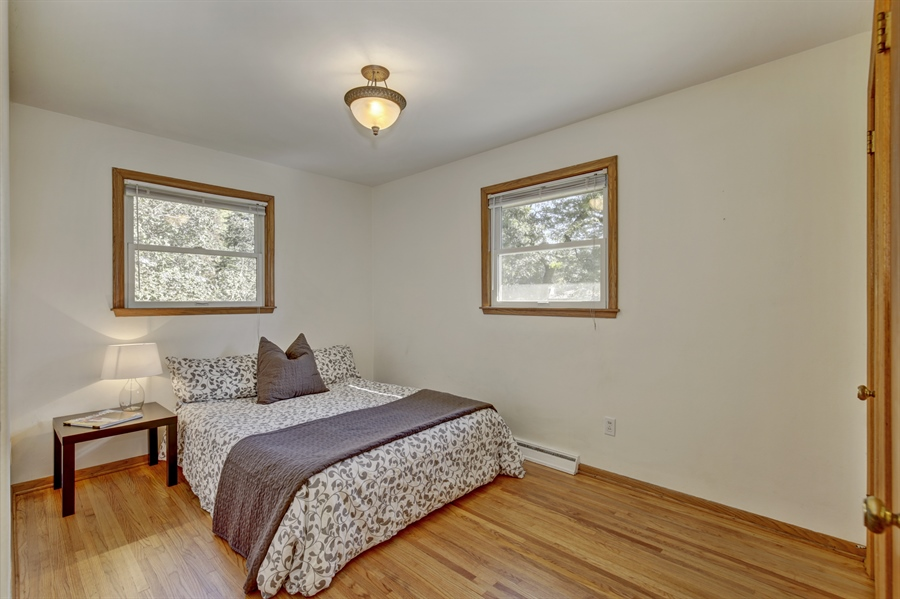 Real Estate Photography - 3027 Lake St, Maplewood, MN, 55109 - 2nd Bedroom