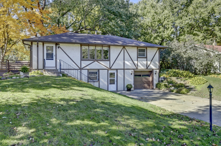 Real Estate Photography - 3027 Lake St, Maplewood, MN, 55109 - Front View