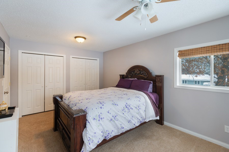 Real Estate Photography - 712 Country Pl, Burnsville, MN, 55337 - 2nd Bedroom
