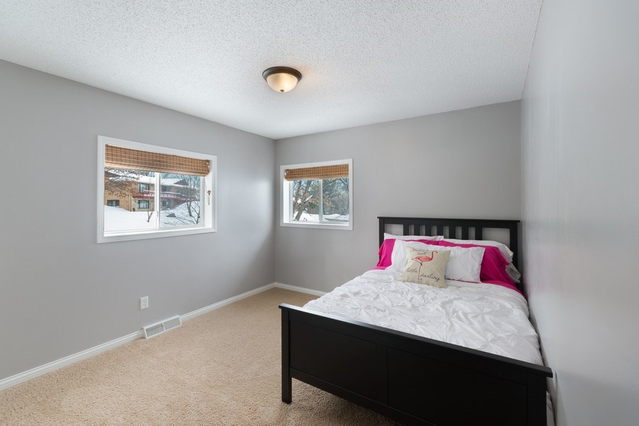 Real Estate Photography - 712 Country Pl, Burnsville, MN, 55337 - Bedroom