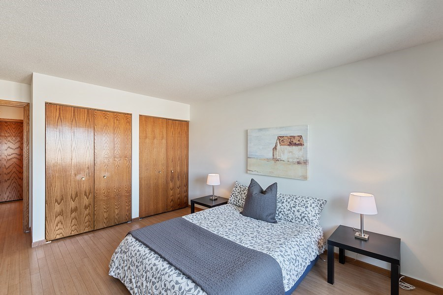 Real Estate Photography - 32 11th Ave S #303, Hopkins, MN, 55343 - Master Bedroom