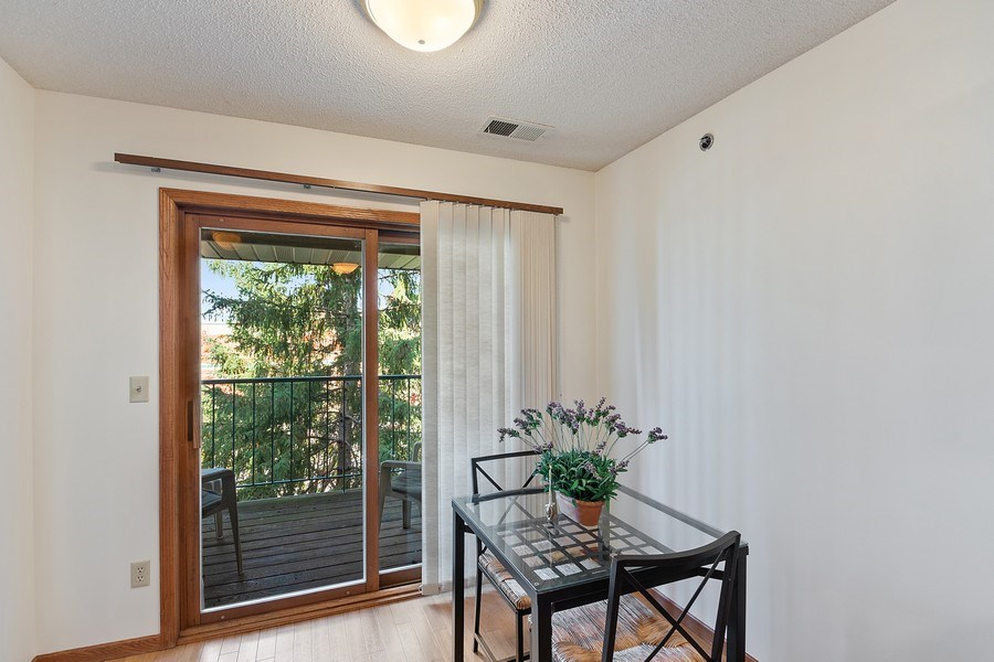 Real Estate Photography - 32 11th Ave S #303, Hopkins, MN, 55343 - Dining Room