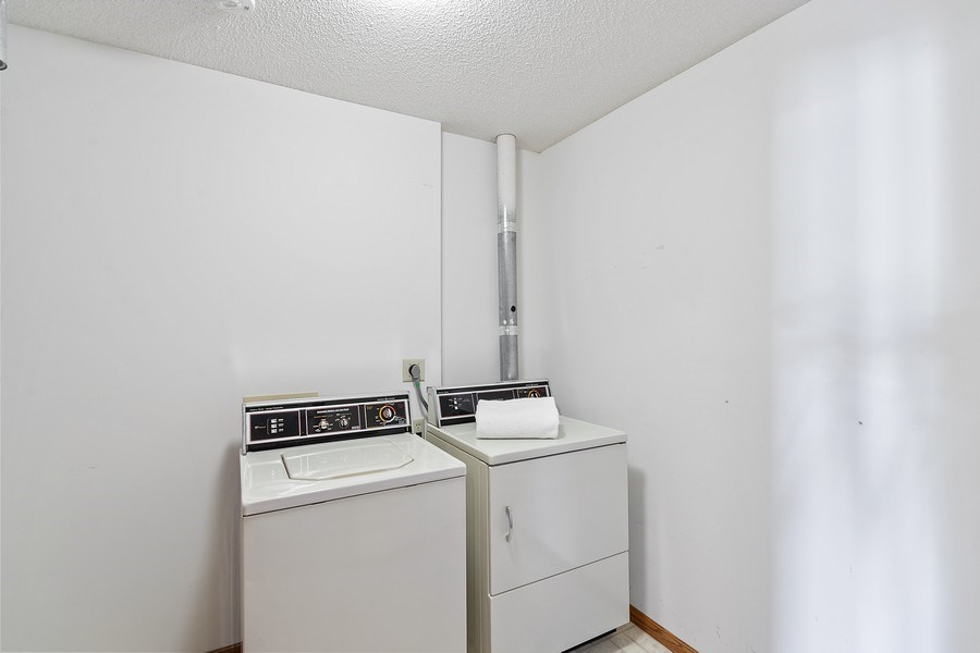 Real Estate Photography - 32 11th Ave S #303, Hopkins, MN, 55343 - Laundry Room