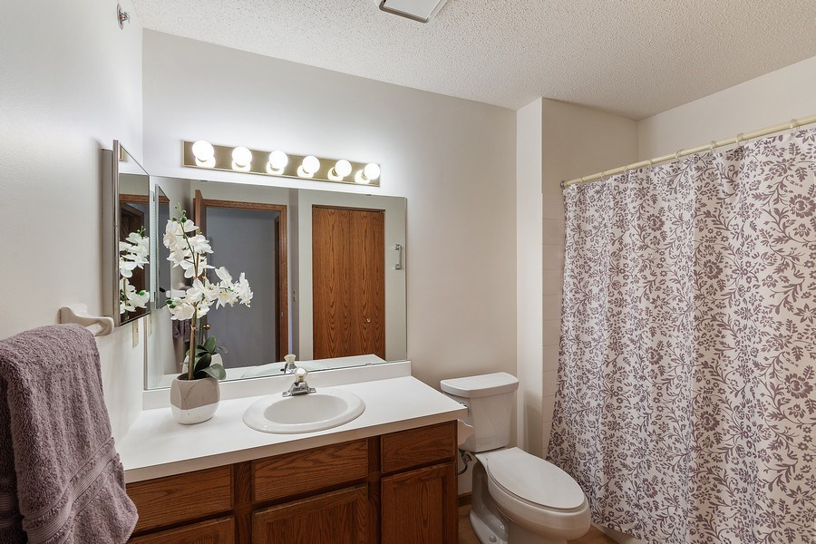 Real Estate Photography - 32 11th Ave S #303, Hopkins, MN, 55343 - Bathroom