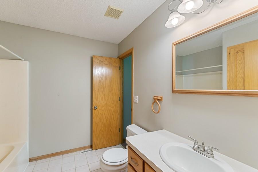 Real Estate Photography - 4885 Rustic Way, Shorewood, MN, 55331 - Bathroom