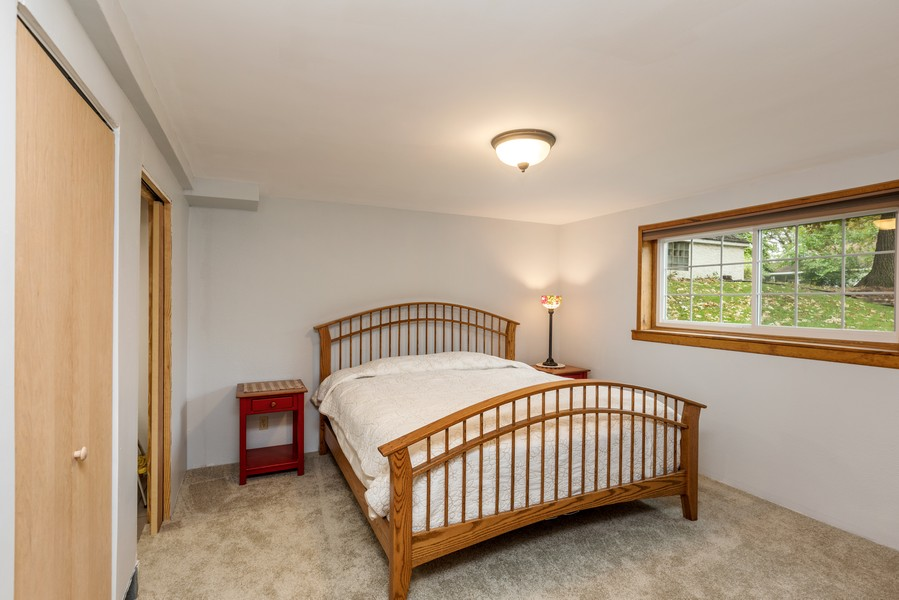 Real Estate Photography - 2069 Flanders Rd, North St Paul, MN, 55109 - 3rd Bedroom