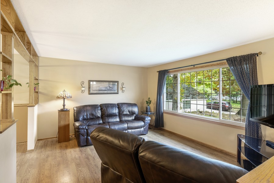 Real Estate Photography - 2069 Flanders Rd, North St Paul, MN, 55109 - Living Room