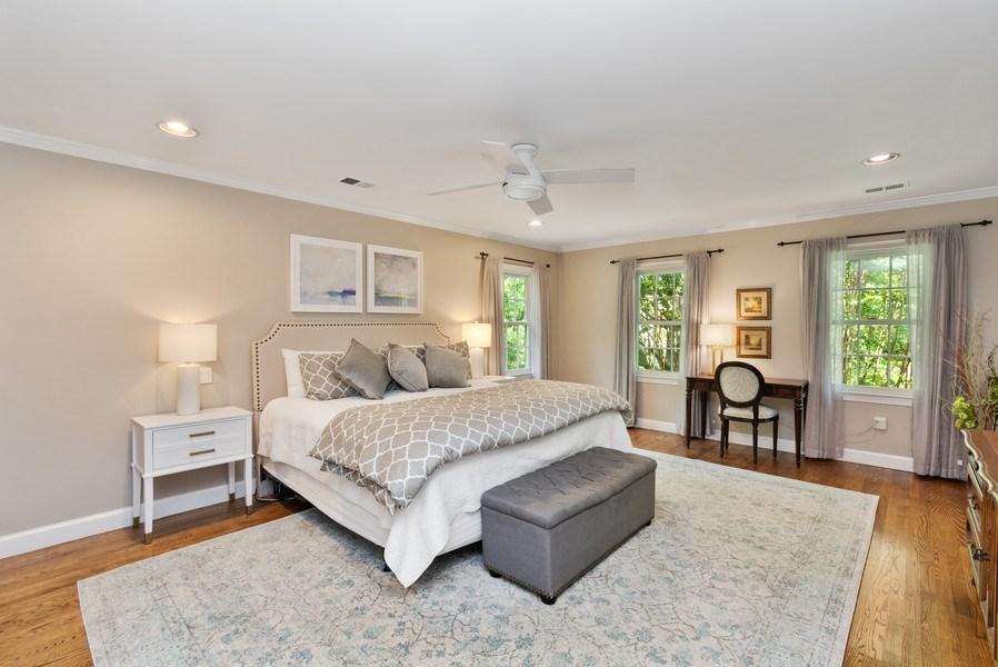 Real Estate Photography - 1401 Coventry Lane, Alexandria, VA, 22304 - Master Bedroom