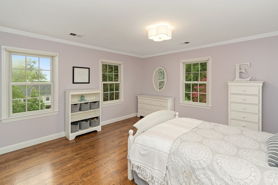 Real Estate Photography - 1401 Coventry Lane, Alexandria, VA, 22304 - 3rd Bedroom