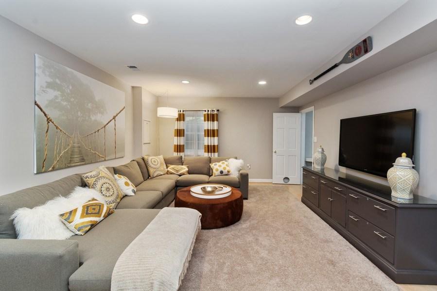 Real Estate Photography - 1401 Coventry Lane, Alexandria, VA, 22304 - Lower Level