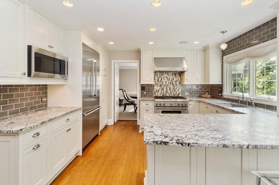 Real Estate Photography - 1401 Coventry Lane, Alexandria, VA, 22304 - Kitchen