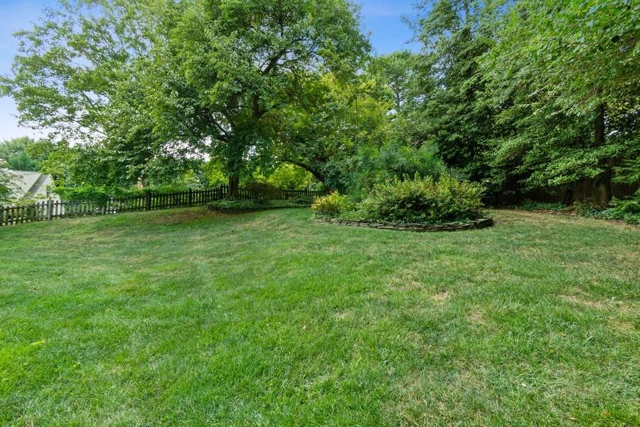 Real Estate Photography - 1401 Coventry Lane, Alexandria, VA, 22304 - Back Yard