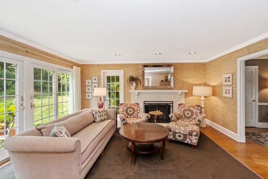 Real Estate Photography - 1401 Coventry Lane, Alexandria, VA, 22304 - Family Room