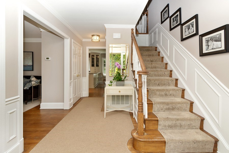 Real Estate Photography - 1401 Coventry Lane, Alexandria, VA, 22304 - Entrance