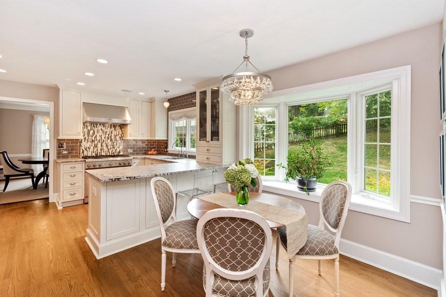 Real Estate Photography - 1401 Coventry Lane, Alexandria, VA, 22304 - Breakfast Area