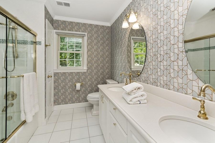 Real Estate Photography - 1401 Coventry Lane, Alexandria, VA, 22304 - Bathroom